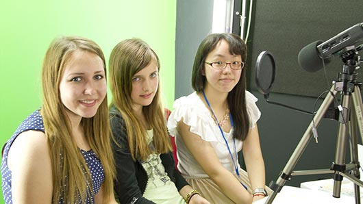KKCL Junior English Courses in London - Go Create! English
