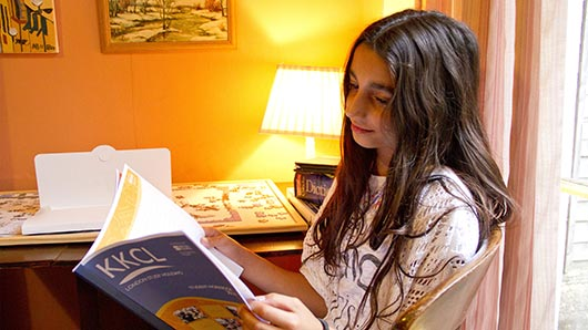 KKCL Junior English Courses in London - Accommodation